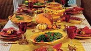 Thanksgiving Table Prayer