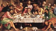 Holy Thursday-Mass Of The Lord's Supper - Seeking God, Finding God