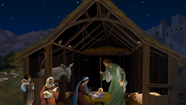 Thursday of Christmas Week-Give Glory to God