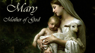 Consecration Of A Child To The Mother Of God