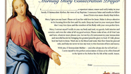 Day Of Consecration to Mary-33 Days To Morning Glory (Best of Prayer N Lunch)