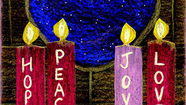 Jesus Is Our Peace -Pope Francis Advent Thursday , Week 4