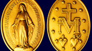 The Story of the Miraculous Medal-Tuesday week 3- Lent A Time Of Grace