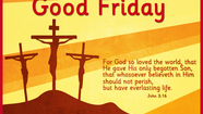 Good Friday-The Mystery Of Love