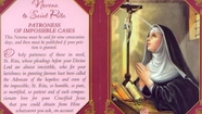Prayer To St Rita