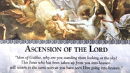 Ascension Of The Lord-Devotion To The Desolate Virgin Mary