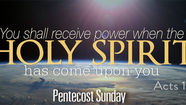 Pentecost Sunday-Consecration To The Merciful Heart Of Jesus-Rosary for World Peace-London
