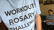 Workout Rosary Challenge-JULY 13, 2017 English