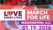 The 2018 March For Life-Prayers For The Unborn