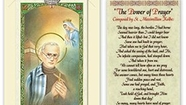 Saint Maximilian Mary Kolbe Saint of the Day for August 14-Rosary-Father and Mothers Prayers