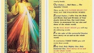 Chaplet of Divine Mercy For Rosemary