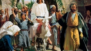 Palm Sunday 2020 – following the way of Jesus.  Chaplet of divine Mercy and Novena