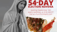 A tale of two Candidates-Day two-Our Lady of Fatima Rosary-54 days for US Elections Novena
