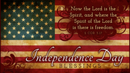 Fourth of July Prayer-Prayer For Enemies