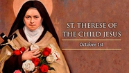 Saint of the Day for October 1-Saint Thérèse of Lisieux (January 2, 1873 – September 30, 1897)-Why do good Catholics don't lie